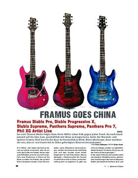 Framus D Series