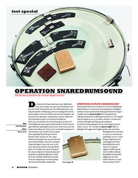 Operation Snaredrumsound