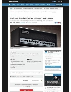 Blackstar Silverline Deluxe Head