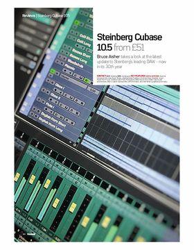 Steinberg Cubase 10.5