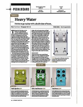Thorpy FX Heavy Water Boost