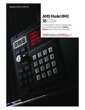 AMS Model RMX 16