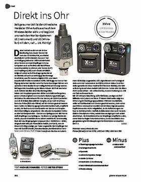 XVive U4 Wireless In-Ear-Monitor
