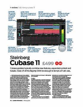 Steinberg Cubase 11