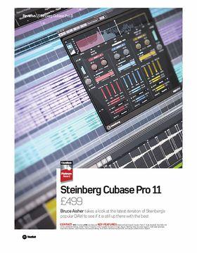 Steinberg Cubase Pro 11