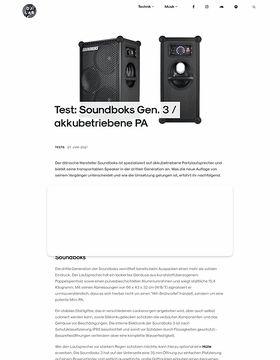 Soundboks Gen. 3