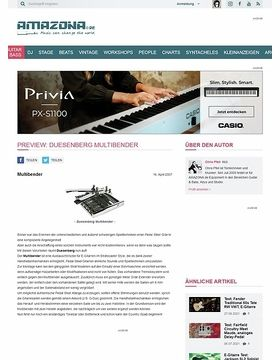 Preview: Duesenberg Multibender
