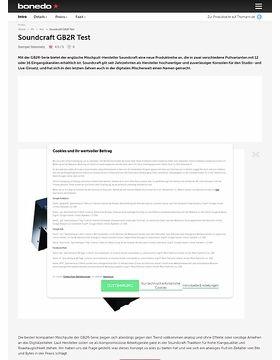 Soundcraft GB2R