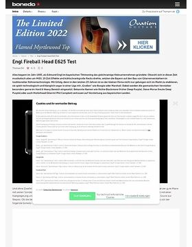 Engl Fireball Head
