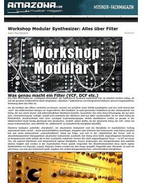 Modular Serie: Die Filter (Teil 2)