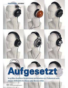 Kopfhörer Vergleichstest