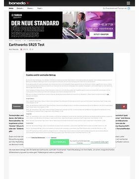 Earthworks SR25