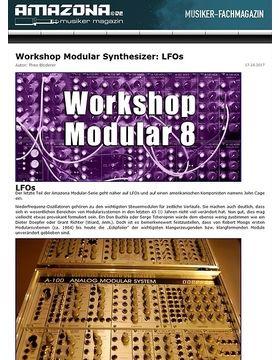 Modular Serie: Die Zeit (Teil 2)