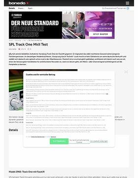 SPL Track One MkII