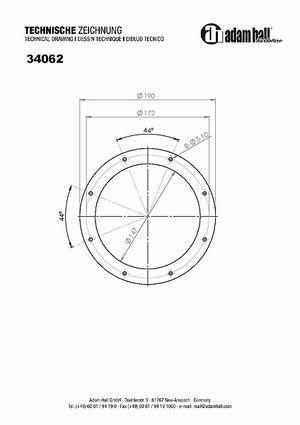 Technische Zeichnung 2