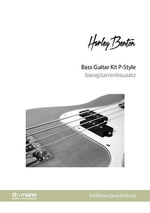 Harley Benton E-Bass Bausatz P-Style – Thomann Österreich