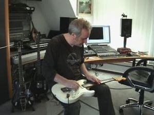 Steel Guitar Examples Clip 4 (long shot)