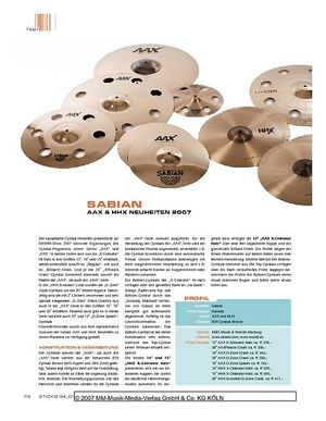 Sticks Sabian