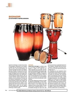 Sticks Sonor Champion Percussion