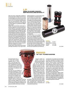 Sticks LP Shaker