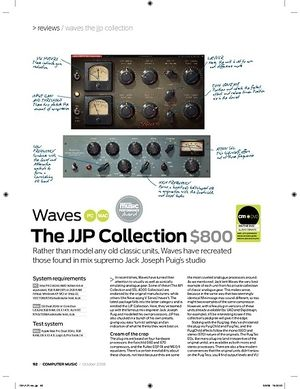 Computer Music Waves The JJP Collection