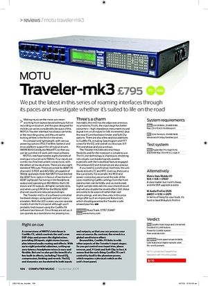 Computer Music Travelermk3