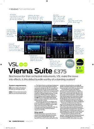 Computer Music Vienna suite