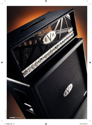 Guitarist EVH 5150 III Head and Cab