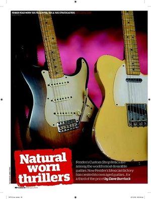 Guitarist Road Worn 50s Telecaster