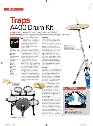 Rhythm Traps A400 Drum Kit