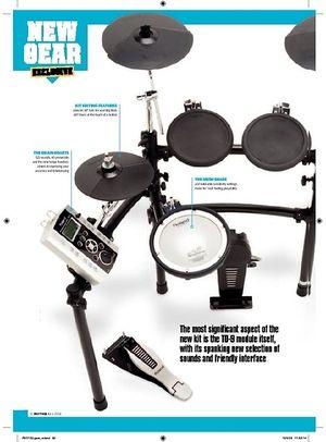 Rhythm Roland TDK9