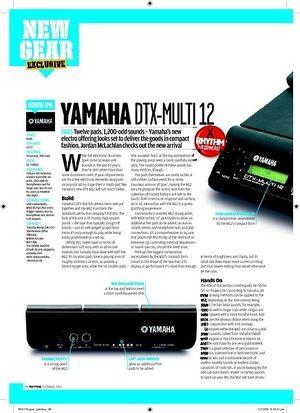 yamaha dtx multi 12 thomann uk