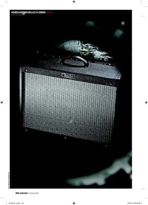 Guitarist Fender Hot Rod Deluxe III Combo