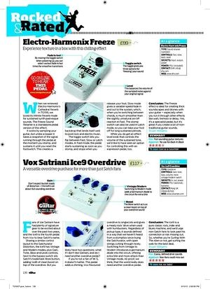 Total Guitar Electro-Harmonix Freeze