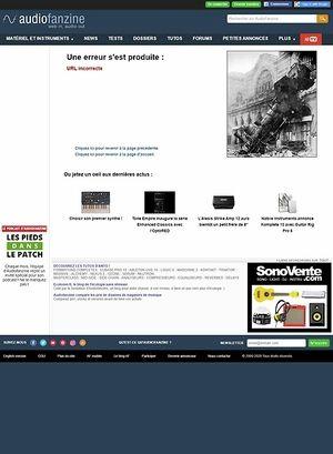 Audiofanzine.com Fender Road Worn - '50s Stratocaster