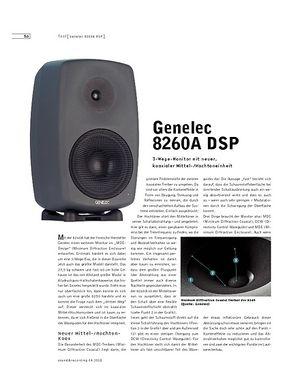 Sound & Recording Genelec 8260A DSP