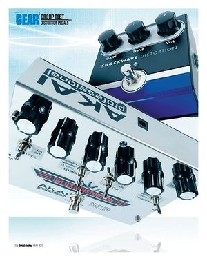 Total Guitar Boss Power Stack ST-2