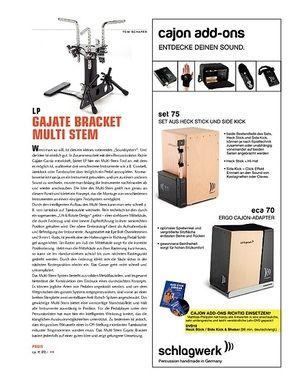 Sticks LP Gajate Bracket Multi Stem