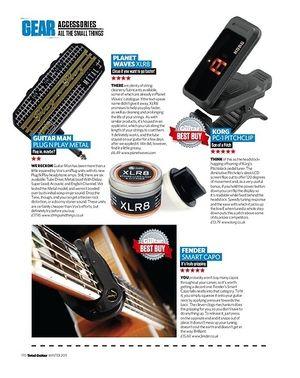 Total Guitar FENDER SMART CAPO