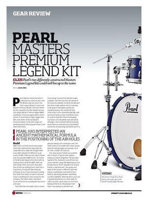Rhythm PEARL MASTERS PREMIUM LEGEND KIT