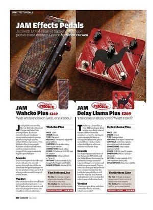 Guitarist JAM Delay Llama Plus