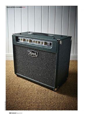Guitarist Koch Jupiter 1 x 12 Combo