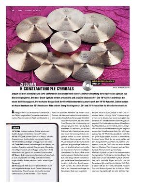 Sticks Zildjian K Constantinople Cymbals