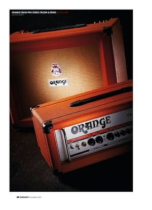 Guitarist Orange Crush Pro Series CR120H