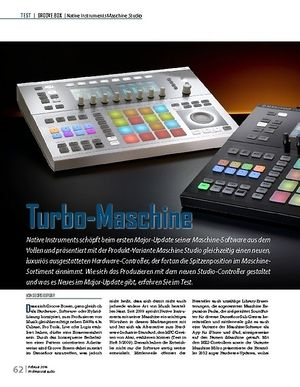 Professional Audio Native Instruments Maschine Studio