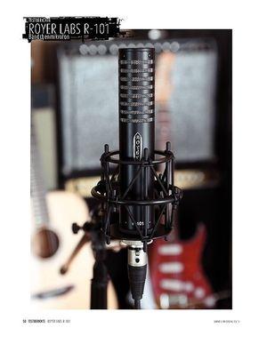 Sound & Recording RoyerLabs R-101 - Bändchenmikrofon