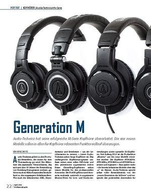 Professional Audio Audio-Technica Mx-Serie