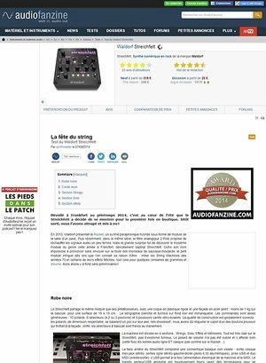 Audiofanzine.com Waldorf Streichfett
