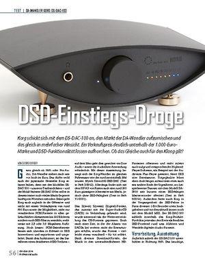Professional Audio Korg DS-DAC-100