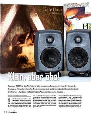 Professional Audio Genelec 8010A